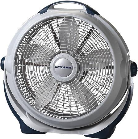Lasko 3300 Wind Machine Air Circulator Portable High Velocity Floor Fans