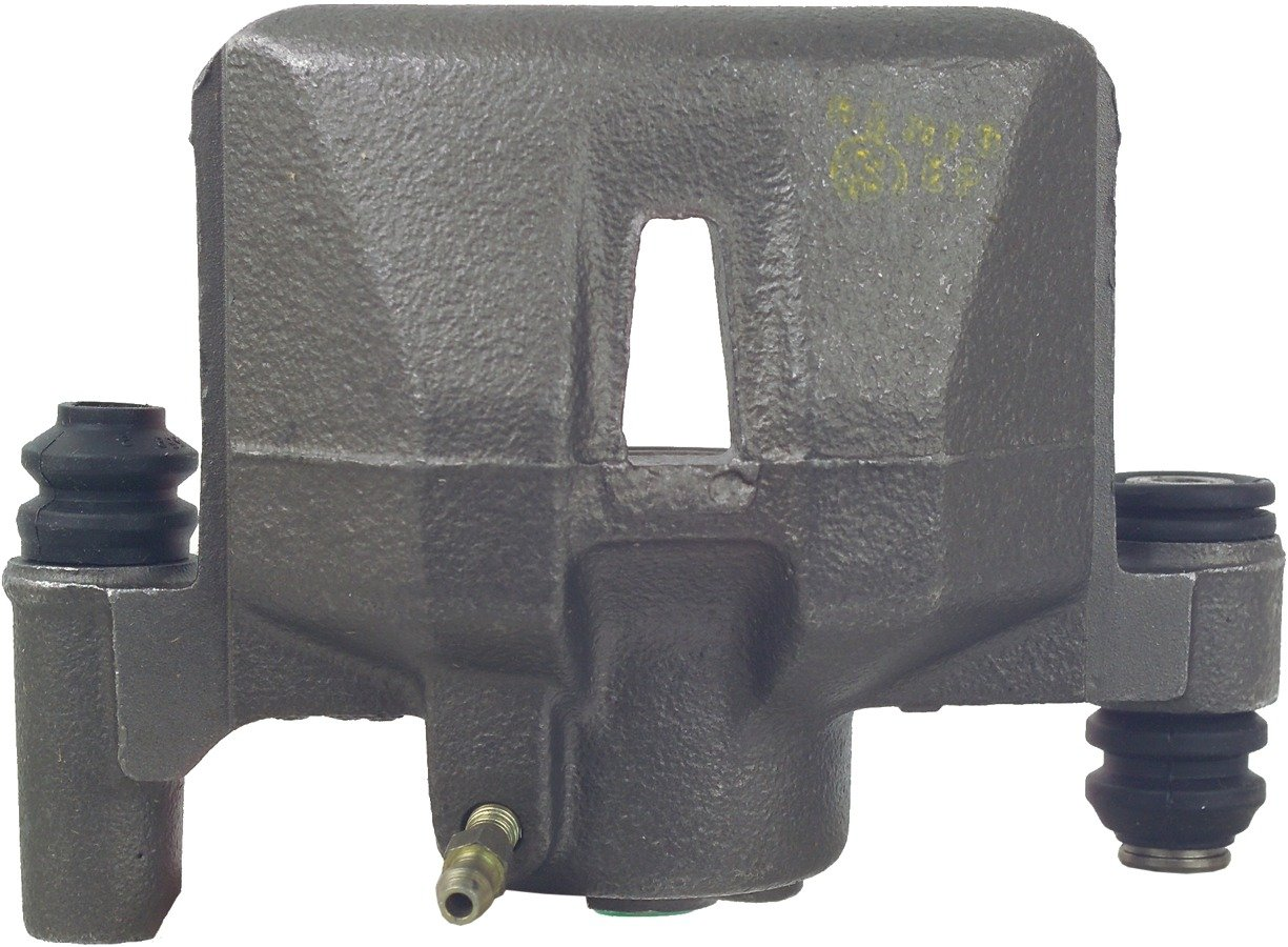 Brake Caliper Unloaded Cardone 19-2592 Remanufactured Import Friction Ready