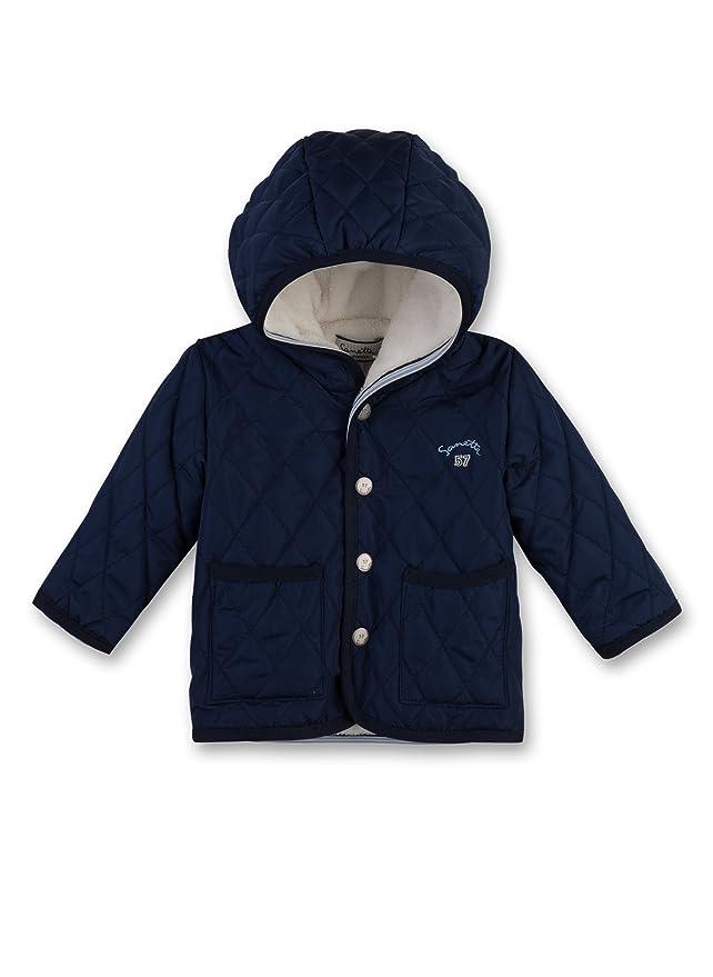 Sanetta Baby-Jungen Fleecejacket Jacke