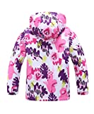 Hiheart Girls Outdoor Animal Print