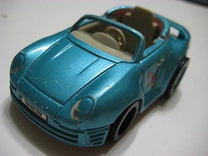 Buy Light Green Porsche 959 Cabriolet Diecast 82 Mm Online