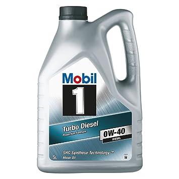 Mobil 1 Turbo Diesel 0 W de 40