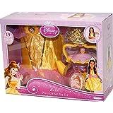 Disney Princess Belle Dress up for Tea Set 19 Pieces Set Tea Party Fun