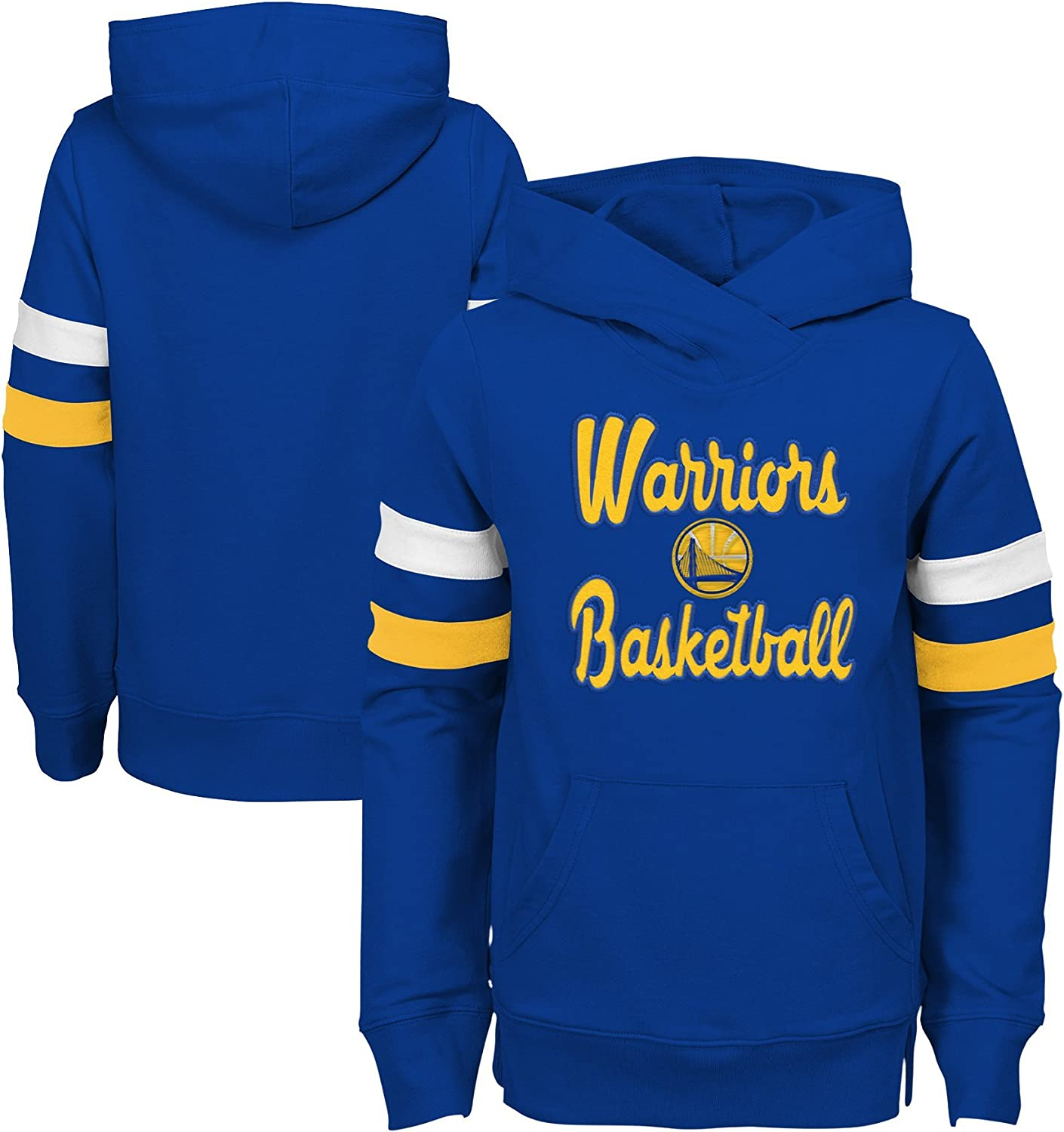 Outerstuff NBA girls Claim to Fame Overlay Hoodie