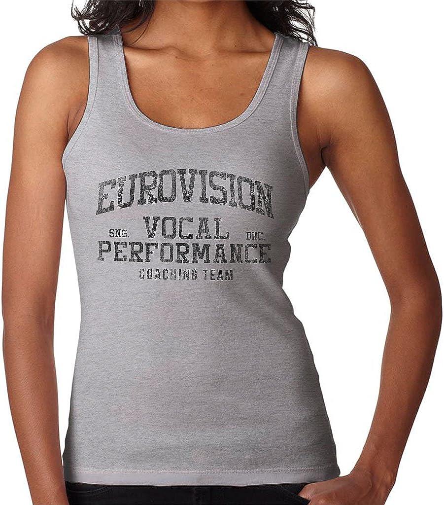 Eurovision Vocal Coaching Team Womens Vest
