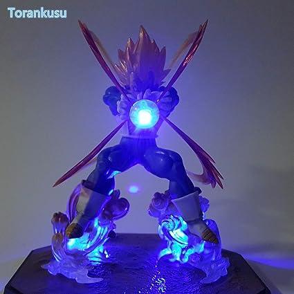 Amazon.com: Bola de Dragón Z figura de acción Vegeta figurts ...