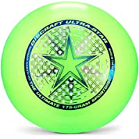 Discraft Ultra Star - Disco Deportivo (175 g), Color Verde
