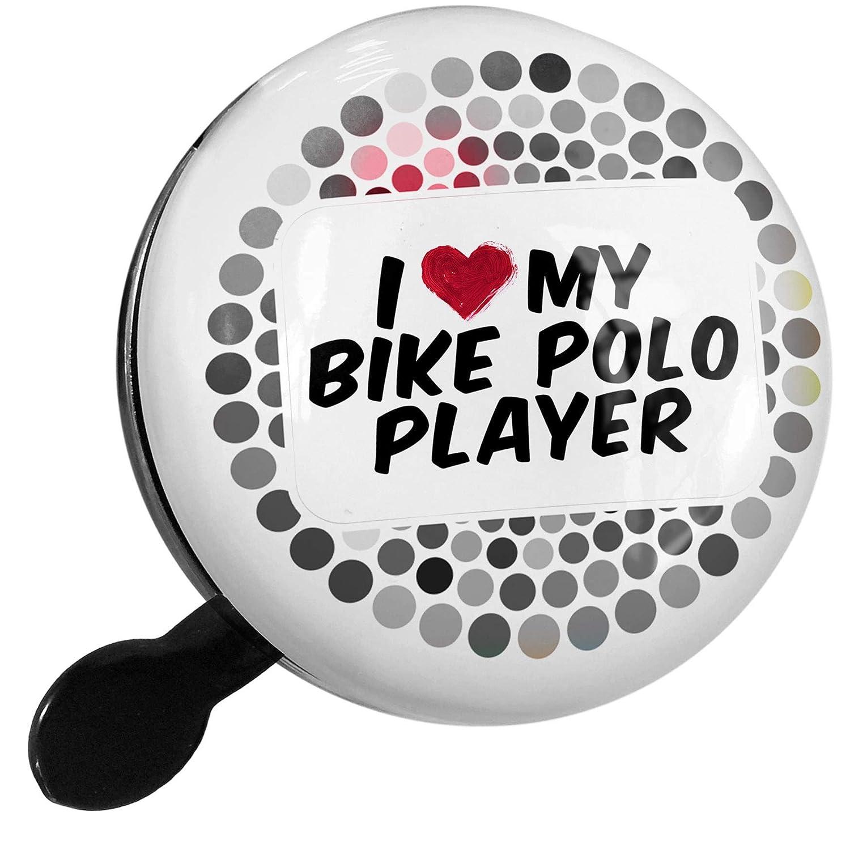 Amazon.com : NEONBLOND Bike Bell I Heart Love My Bike Polo ...