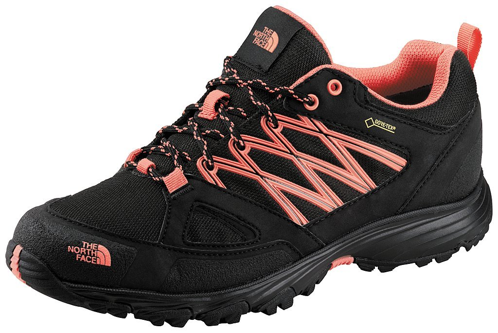 The North Face W Venture Fastpack Ii Gtx - tnf schwarz cayenne rot
