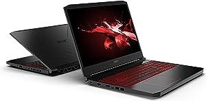 "2019 Acer Nitro 7 15.6"" FHD IPS High Performance Gaming Laptop, 9th Gen Intel 6-Core i7-9750H Upto 4.5GHz, 8GB RAM, 512GB SSD, NVIDIA GeForce GTX 1650 4GB, Backlit Keyboard, USB-C, HDMI, Windows 10"