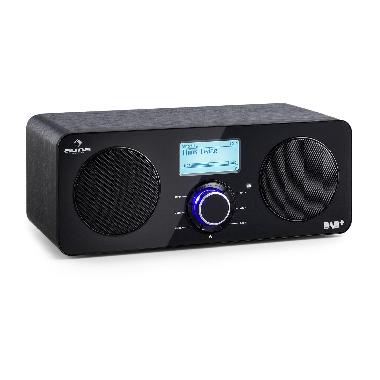 auna Worldwide ST • Radio con Internet • Radio Digital • Radio con wi-fi