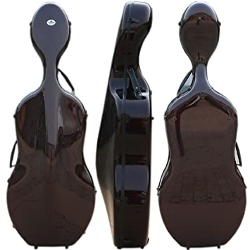 Yinfente 4/4 - Funda para violonchelo (tamaño completo ...