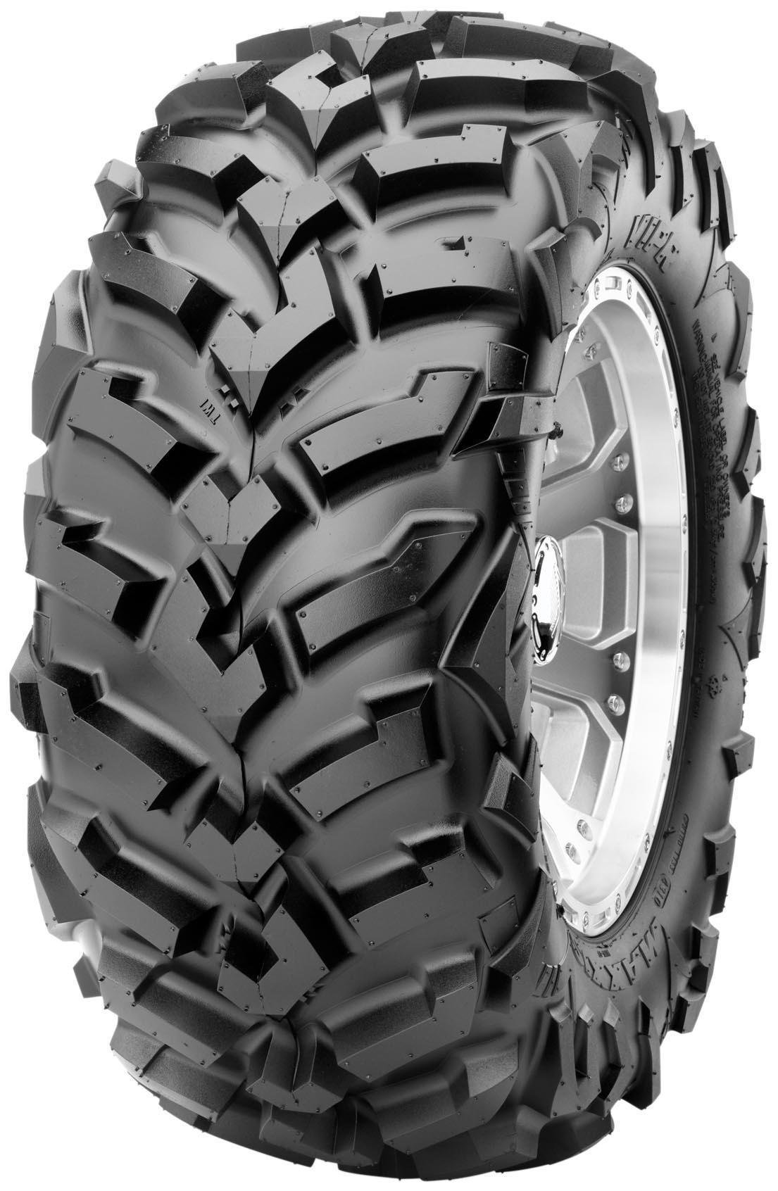 Maxxis TM00908100 MU16 Vipr Rear Tire - 29x11R-14, Position: Rear, Rim Size: 14, Tire Application: All-Terrain, Tire Size: 29x11x14, Tire Type: ATV/UTV, Tire Construction: Radial, Tire Ply: 6