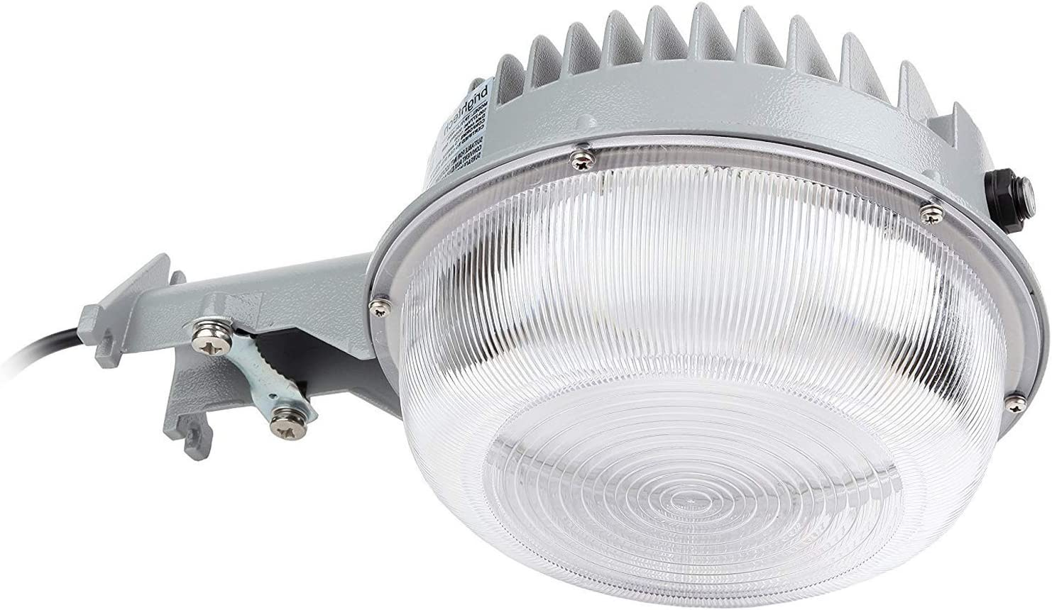 120V Electric HPS High Pressure Sodium Outdoor 50W Security Light Dusk to Dawn