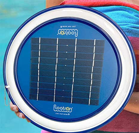 Floatron Purificador de Piscinas Solar: Amazon.es: Jardín