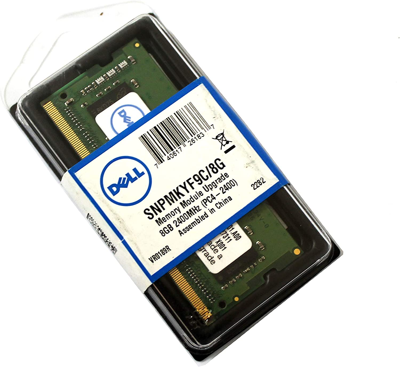 SNPMKYF9C/8G Dell OEM 8GB 2400MHz DDR4 Laptop RAM Memory Module