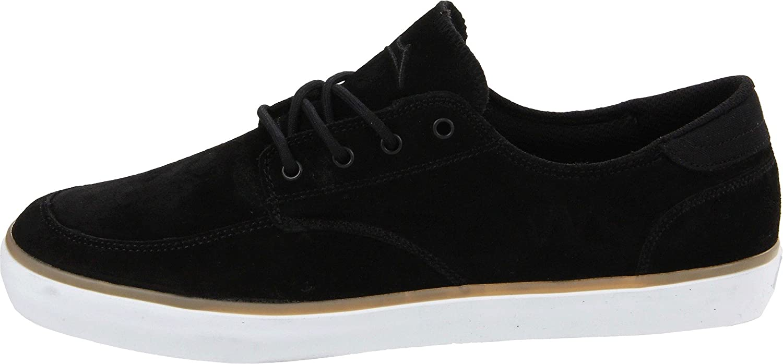 BELMONT MS3120205A00, Herren Fashion Sneakers, Schwarz (BLACK SUEDE A0000), EU 40.5 (UK 6.5) (US 7.5) Lakai