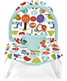 Mamas & Papas Baby Vibrating Bubble Bouncer Chair - Suitable From 0-6 Months