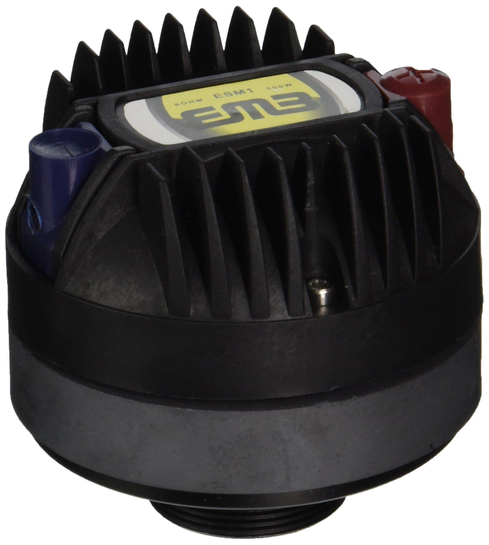 EMB ESM1 400W Max Power Compression Tweeter WORKS FOR JBL, Peavey, Cerwin Vega, Gemini, etc