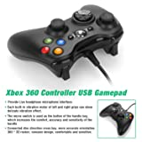 Controller for Xbox 360, Wired Gamepad Joystick