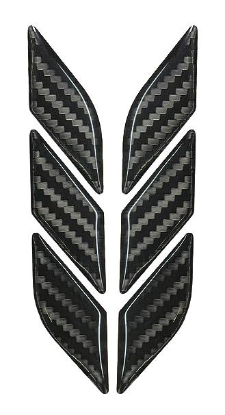 Schutz-Aufkleber 3D 910046 Carbon Hightech-Folie mit sichtbarer Struktur