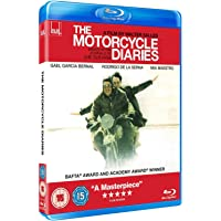 The Motorcycle Diaries Blu-ray