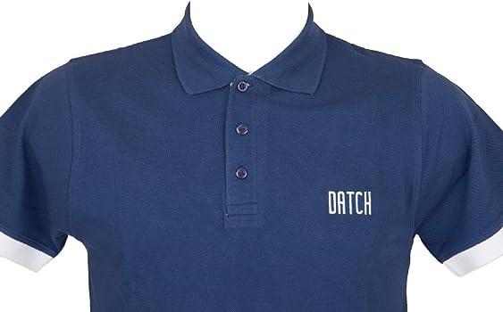 Datch Polo t-Shirt Camisa Manga Corta Hombre artículo BU8008 ...