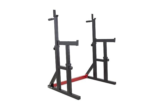 powermark-415-rack para Barras para Levantamiento de Peso Deluxe: Amazon.es: Deportes y aire libre