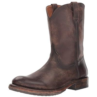 FRYE Men's Duke Roper Western Boot   Western