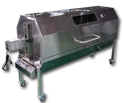 Amazon.com: Charotis Propan/Charcoal 60W Motor, rotisserie ...