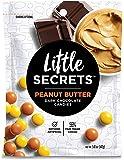 Gourmet Little Secret Chocolate (Dark Chocolate Peanut Butter, 5 oz)
