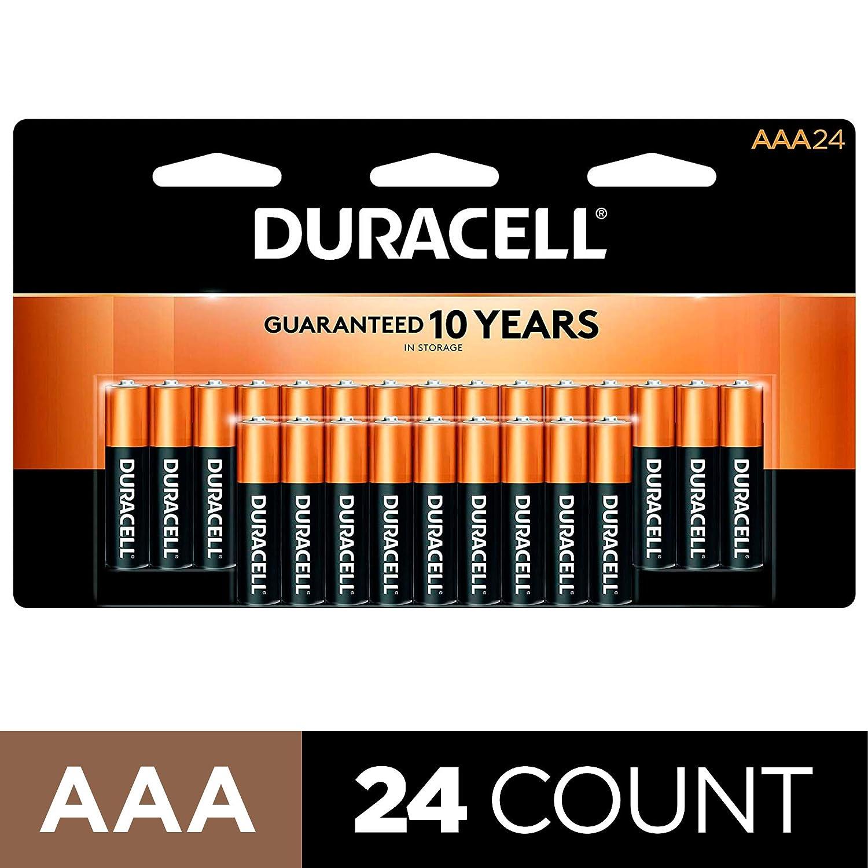 Amazon.com: Duracell pilas alcalinas AAA, 24 unidades ...