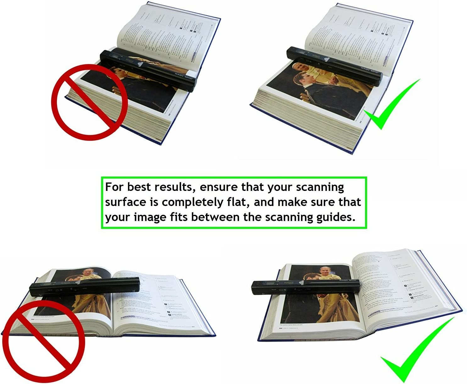 VuPoint Solutions Magic Wand Portable Photo Scanner