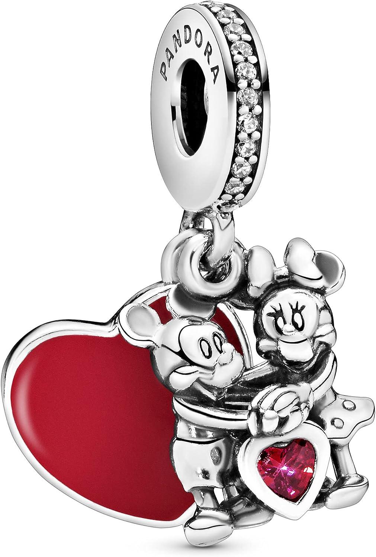PANDORA Disney, Minnie & Mickey with Love