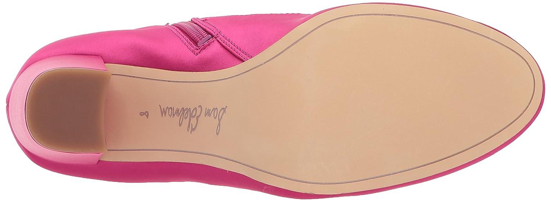 Sam Edelman US|Berry Women's Calexa Fashion Boot B06ZZD4XL6 6 B(M) US|Berry Edelman Crush Satin Stretch ea6304