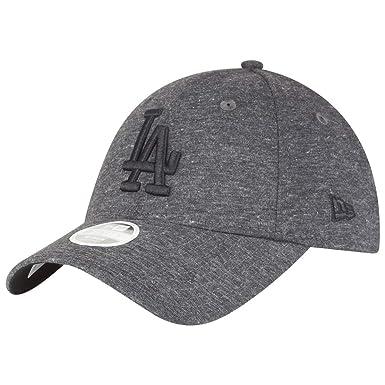 New Era 9Forty Ladies Cap - JERSEY LA Dodgers charcoal  Amazon.co.uk   Clothing 57800f92546a