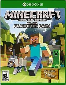 Minecraft: Favorites Pack - Xbox One: Microsoft     - Amazon com