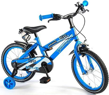Volare Bicicleta Niño 16 Pulgadas Frenos al Manillar Ruedas ...