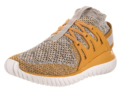 cc1e3650d9786 Adidas Men's Tubular Nova Pk Originals Running Shoe, 13 D(M) US, Nomad  Yellow