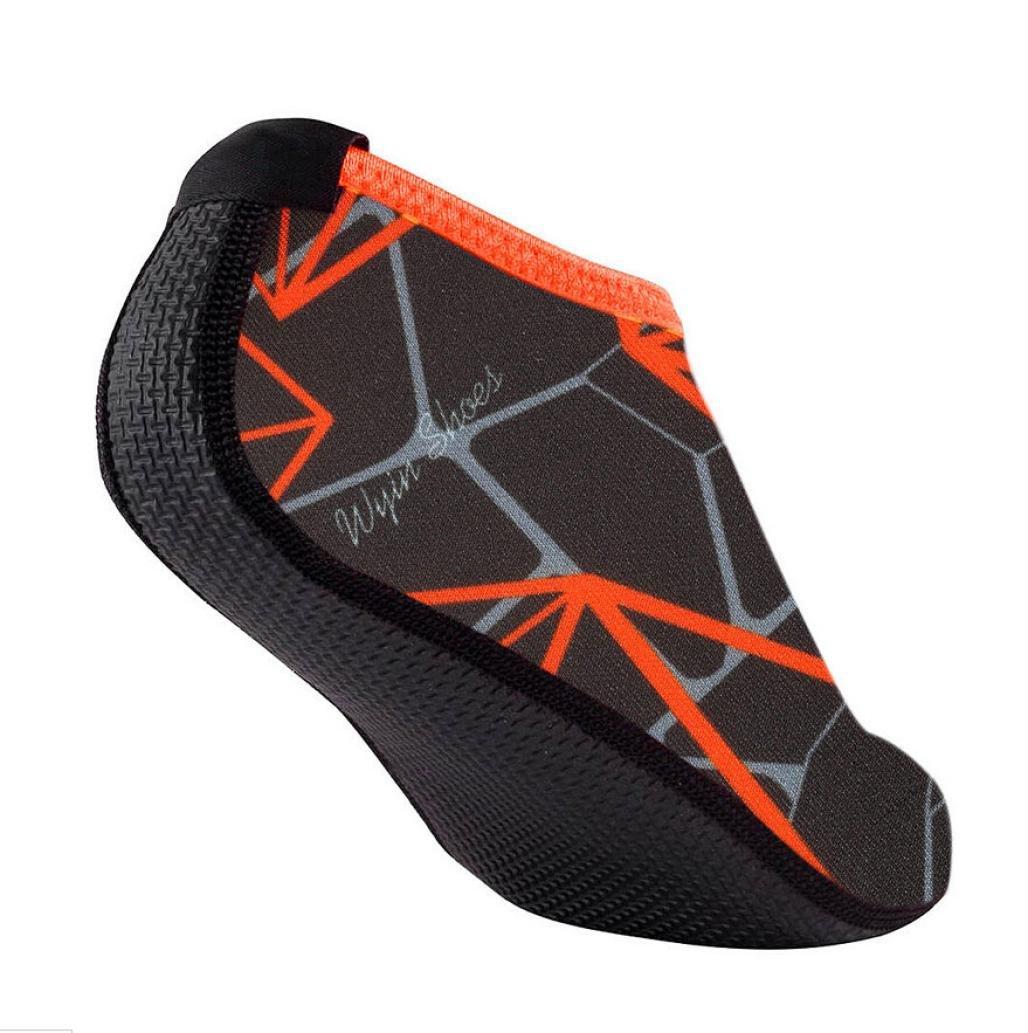 新しい水スポーツダイビングSwimソックスヨガソックスソフトビーチシューズメンズレディースアウトドア B074G1N441  グレー L2