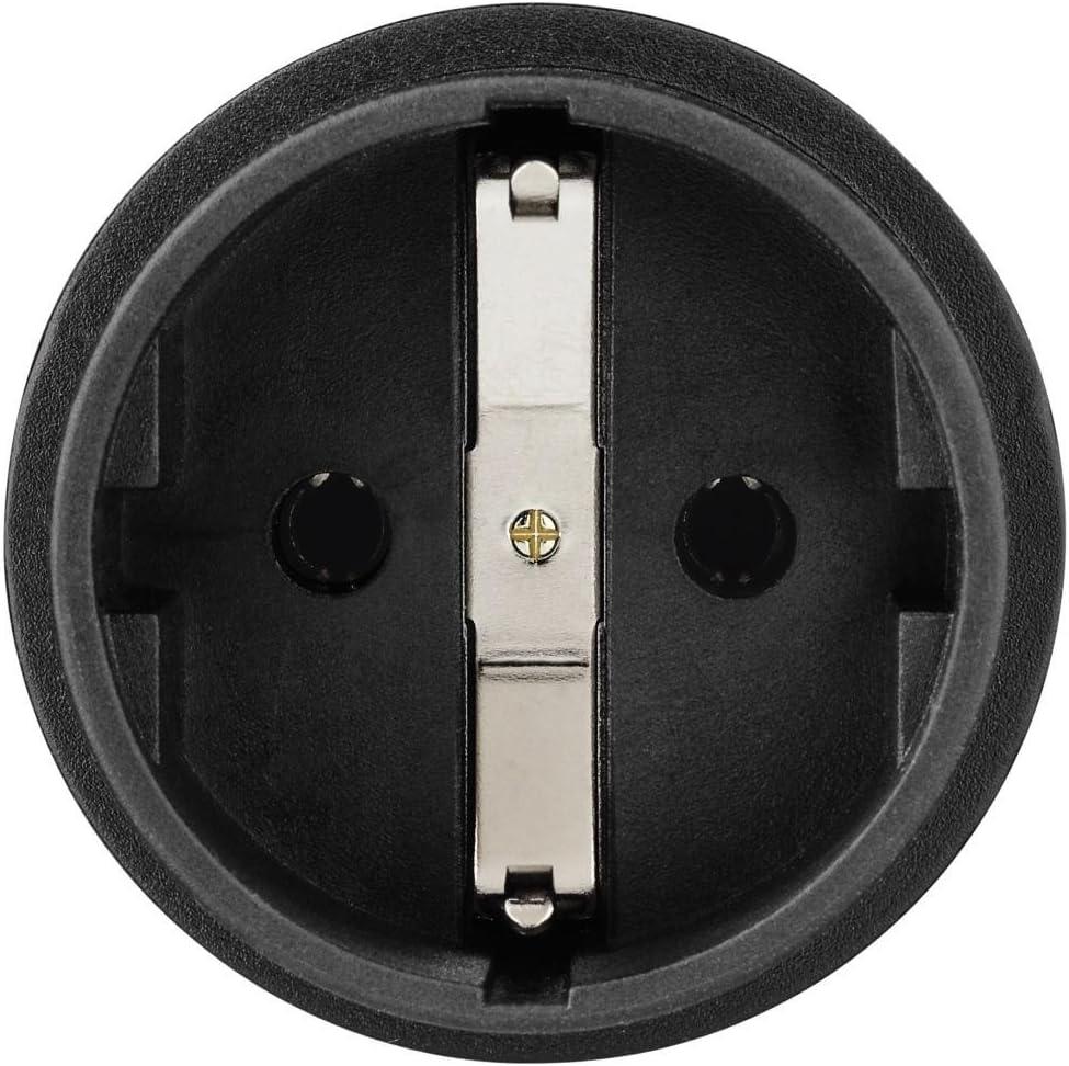 Hama Reiseadapter Australien China Typ I Reise-Stecker sicher und robust schwarz Netz-Adapter f/ür Argentinien, Neuseeland, Papua-Neuguinea, Uruguay, Fidschi u.v.m.