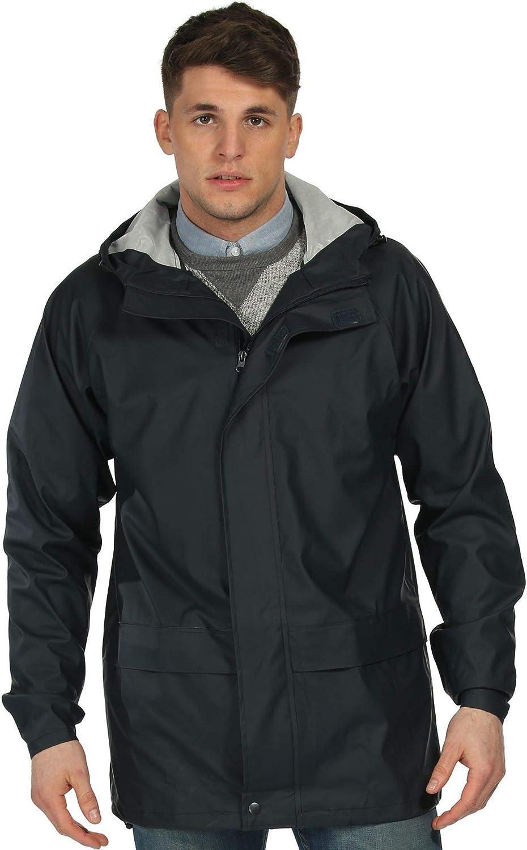 Navy Regatta Mens Water and Windproof Storm Flex Jacket