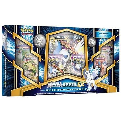 Pokémon TCG: Mega Absol-EX Premium Collection Pokemon Box
