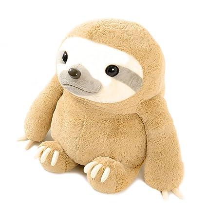 Amazon Com Endearing Sloth Stuffed Animal Plush 19 6 Inch Birthday