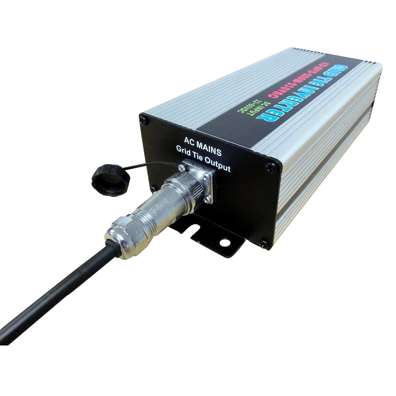 WVD 230V Wide Voltage Input Waterproof 260W Inverters