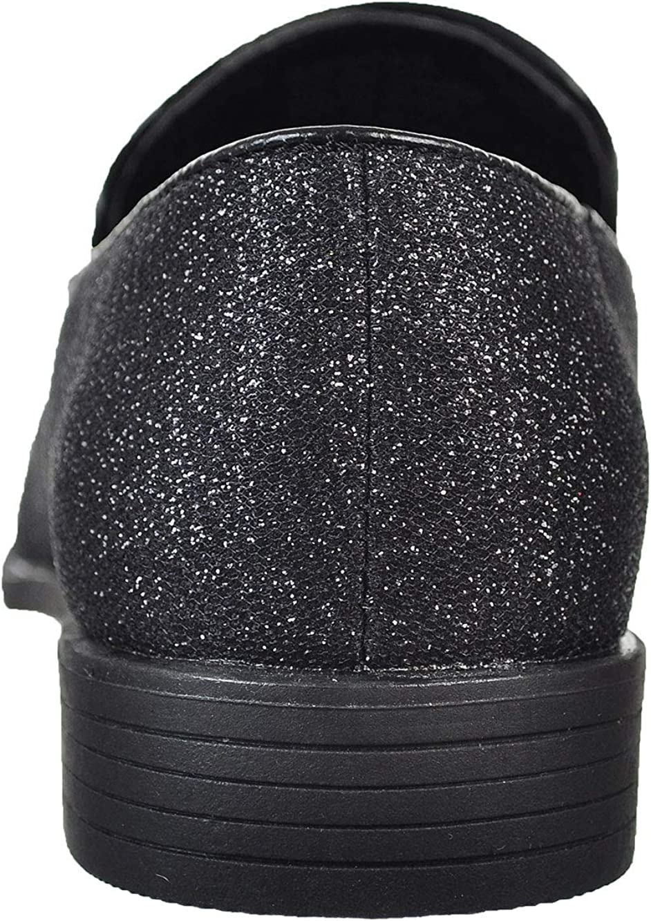 Jodano Collection Boys Glitter Loafers