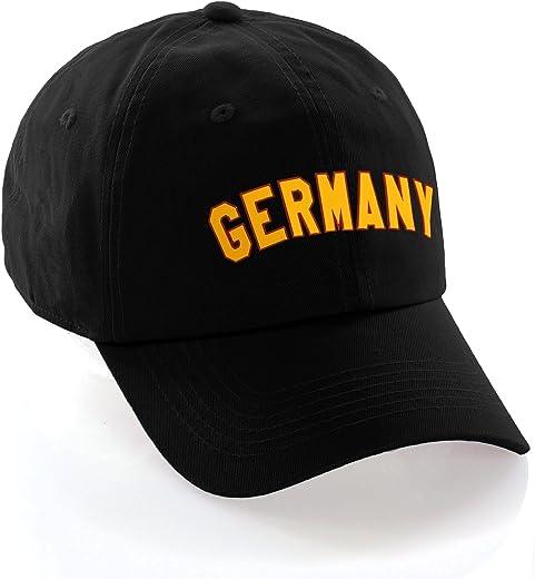 قبعة بيسبول ذات طبقات من البولي فينيل كلوريد من دول الرياضات الدولية