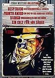 Italo-Western Collection (4er-Schuber: Desperado - Pronto Amigo - Django - Ein Colt für 100 Särge)