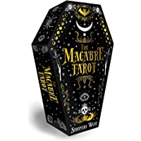 The Macabre Tarot: 78 card deck and 128 page book