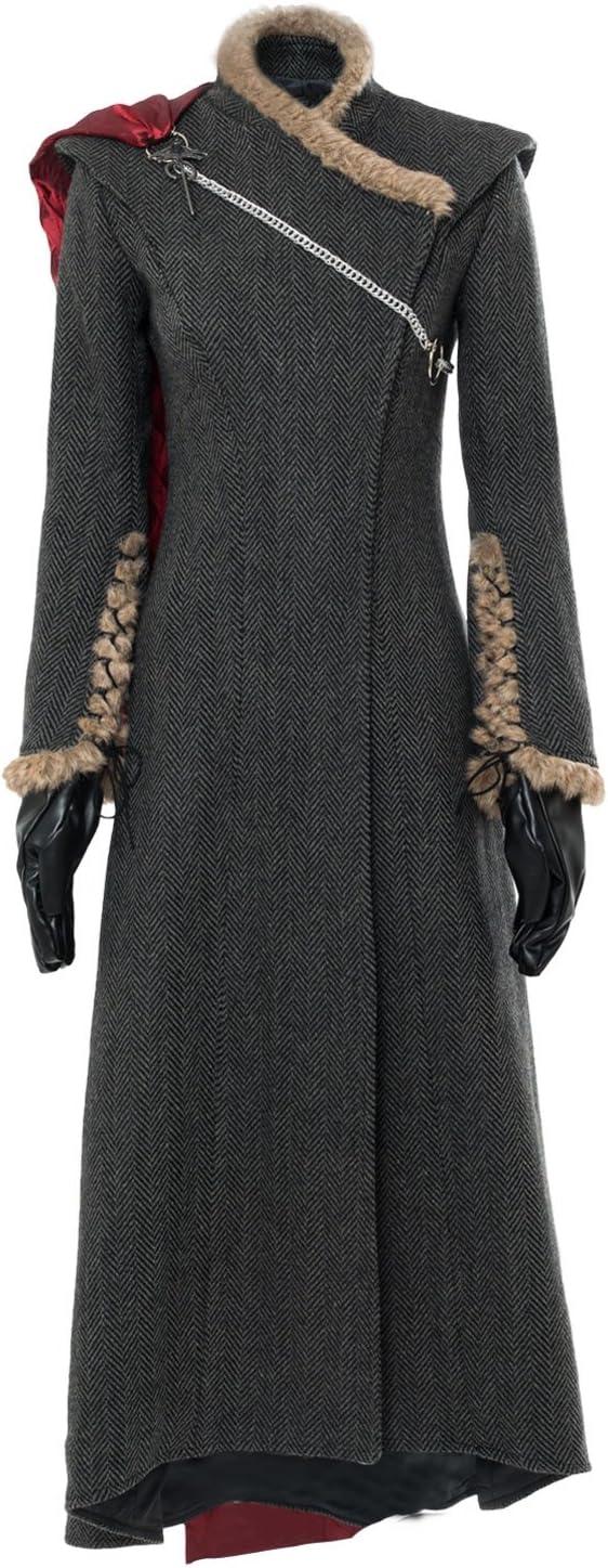 Daenerys Dany Vestido Die Mother of Dragons Outfit Disfraz Traje ...
